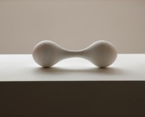 Cosmic bone 2008, plaster, photo Domagoj Blažević